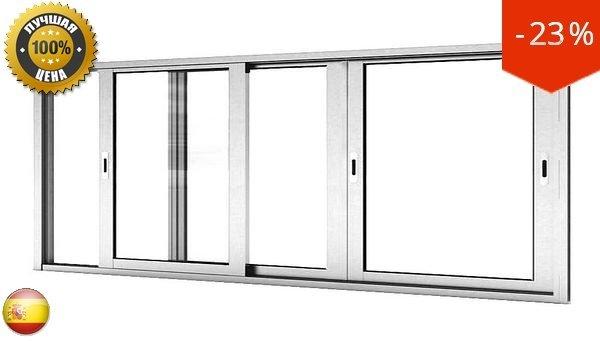 Остекление балкона и лоджии, цена под ключ в саратове и энге.